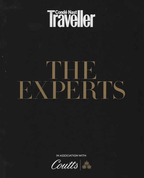 Conde Nast Beijing Experts