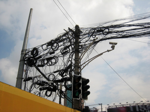 Phone cables