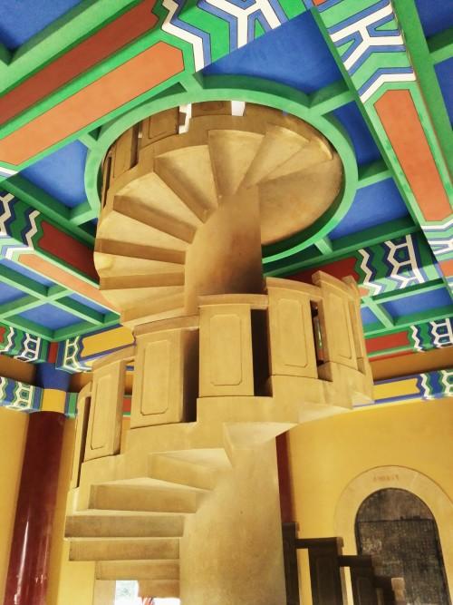 The Linggu Pagoda