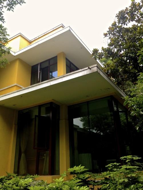 Sun Fo House.