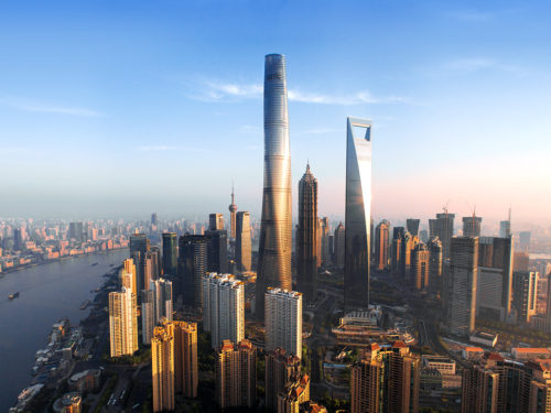It's Gone Viral! Bespoke's Exclusive Shanghai Tower Preview Tour