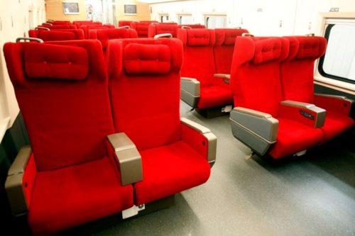 First Class Cabin .