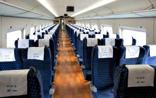 China Train Second Class