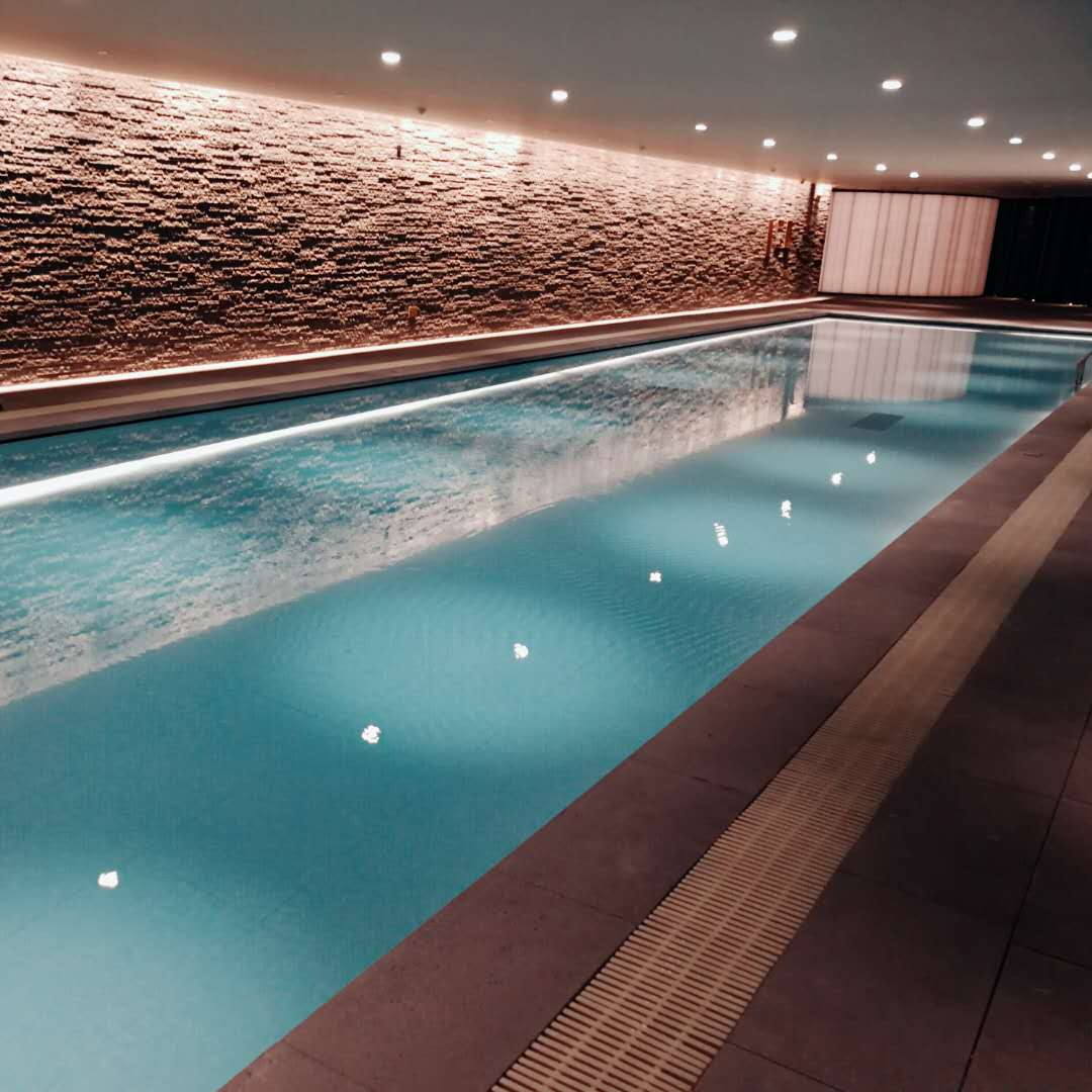 The Middle House Pool