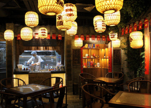 Why You Need To Get Over Your Snobbery About Dining In Beijing's Shopping Malls