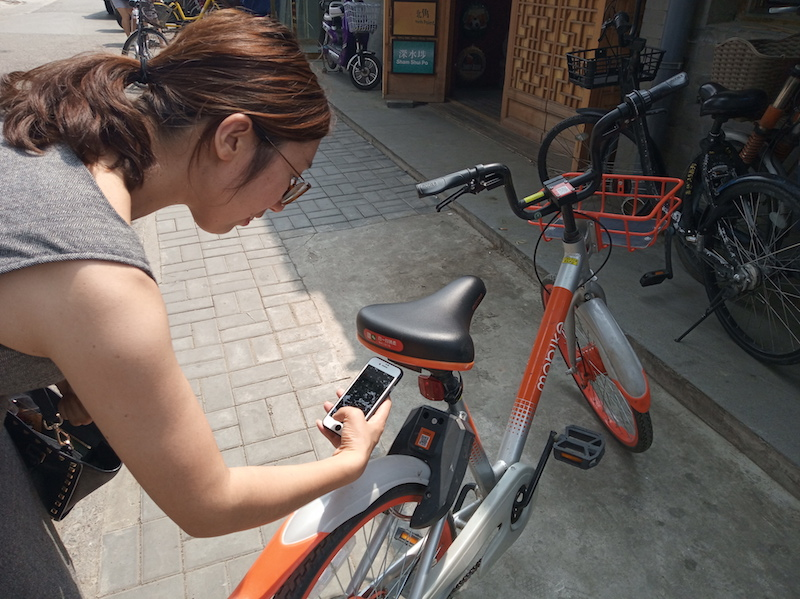 visitors guide to china how to use a mobike ofo in china if you're a tourist