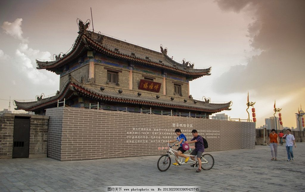 City Wall Bike Xi'an