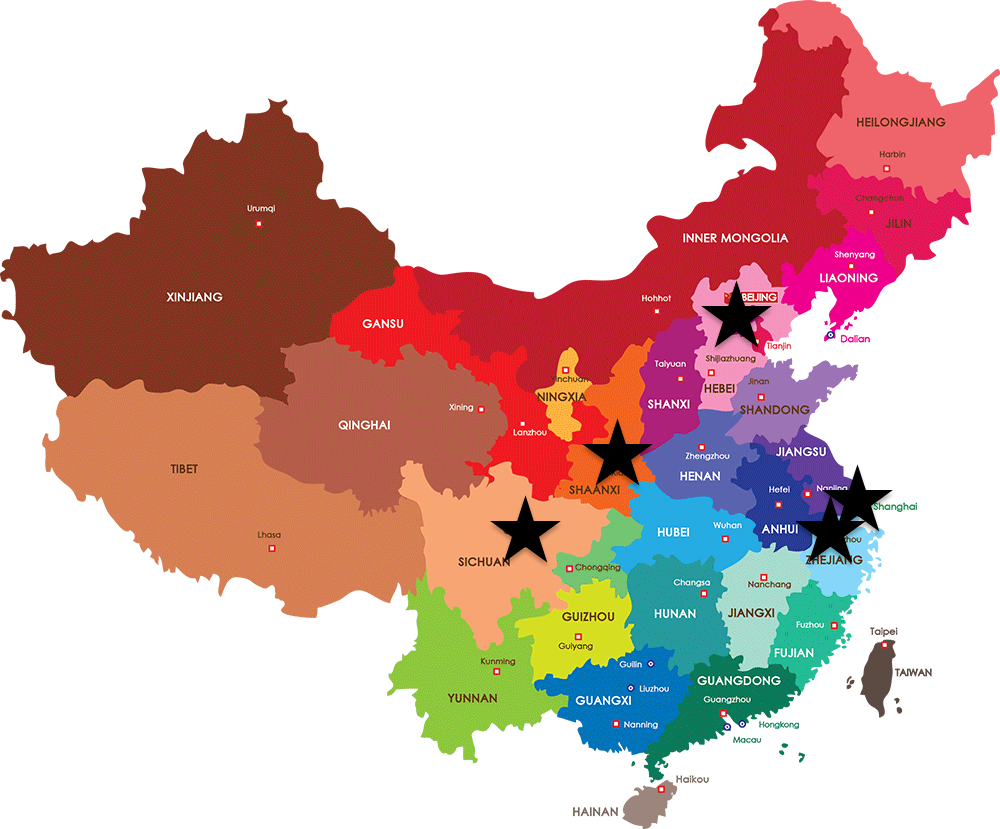 culinary tour china
