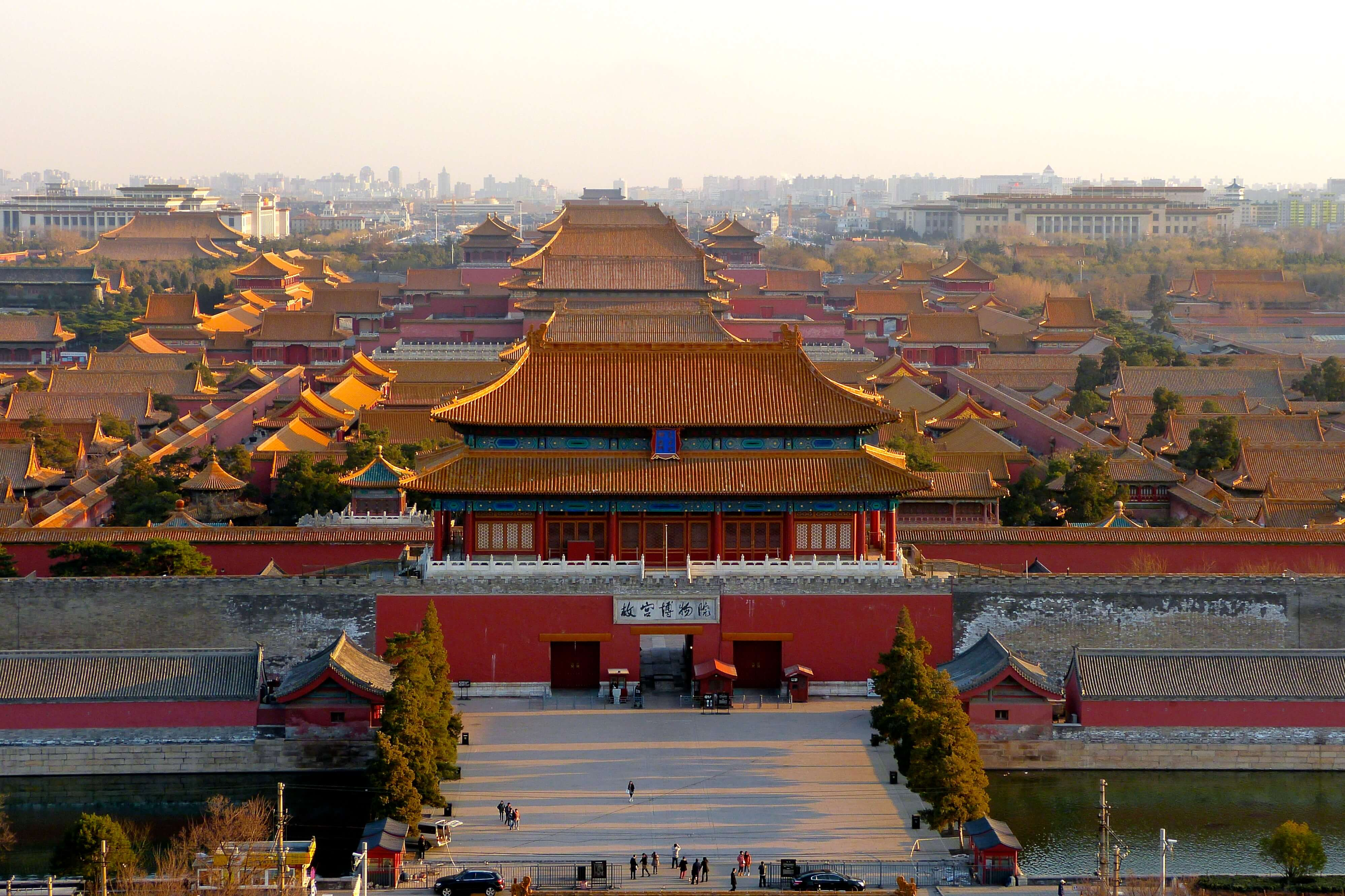 can i see the forbidden city and great wall in one day?