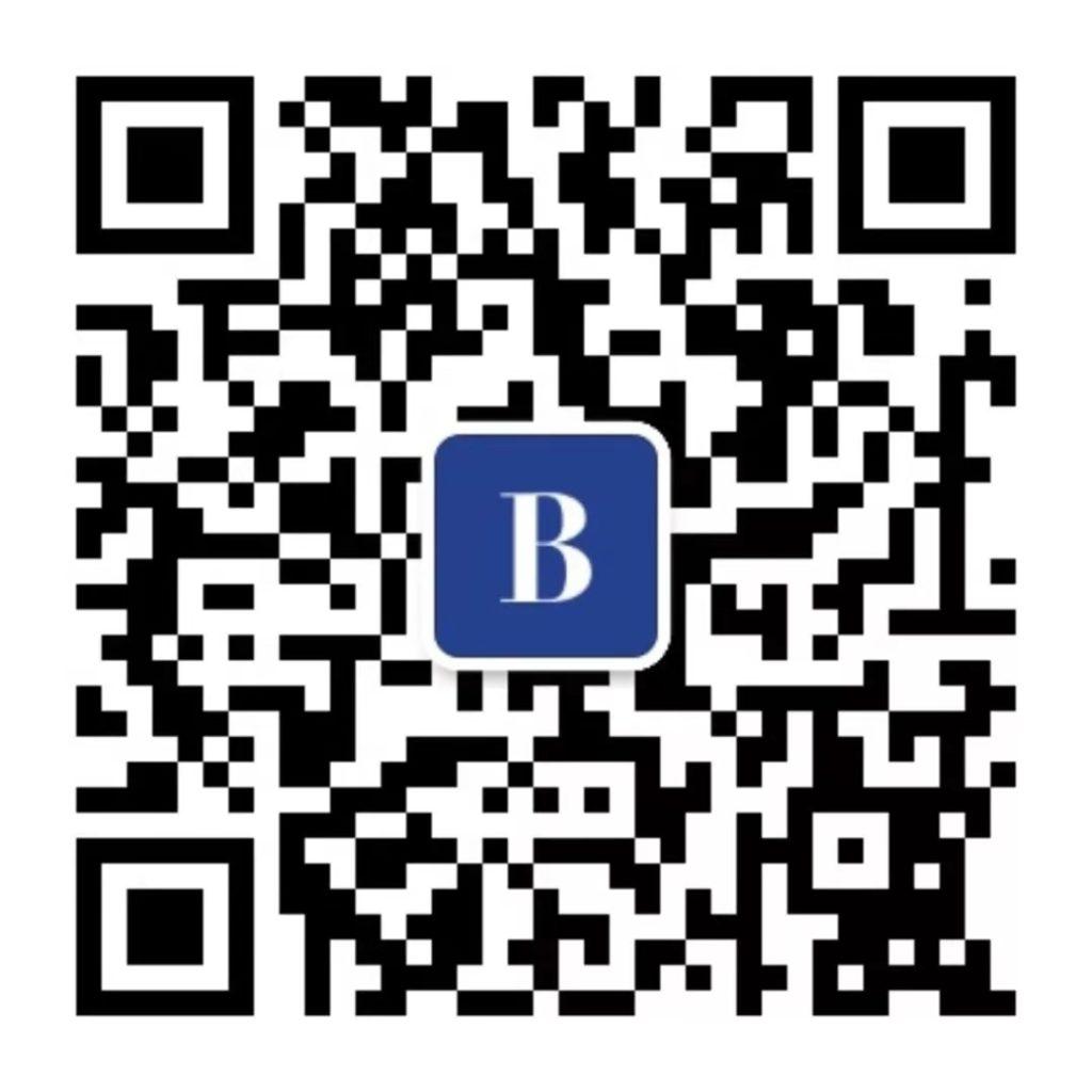 Bespoke Shanghai WeChat QR Code