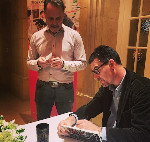 Midnight in Peking Paul French author tour Bespoke