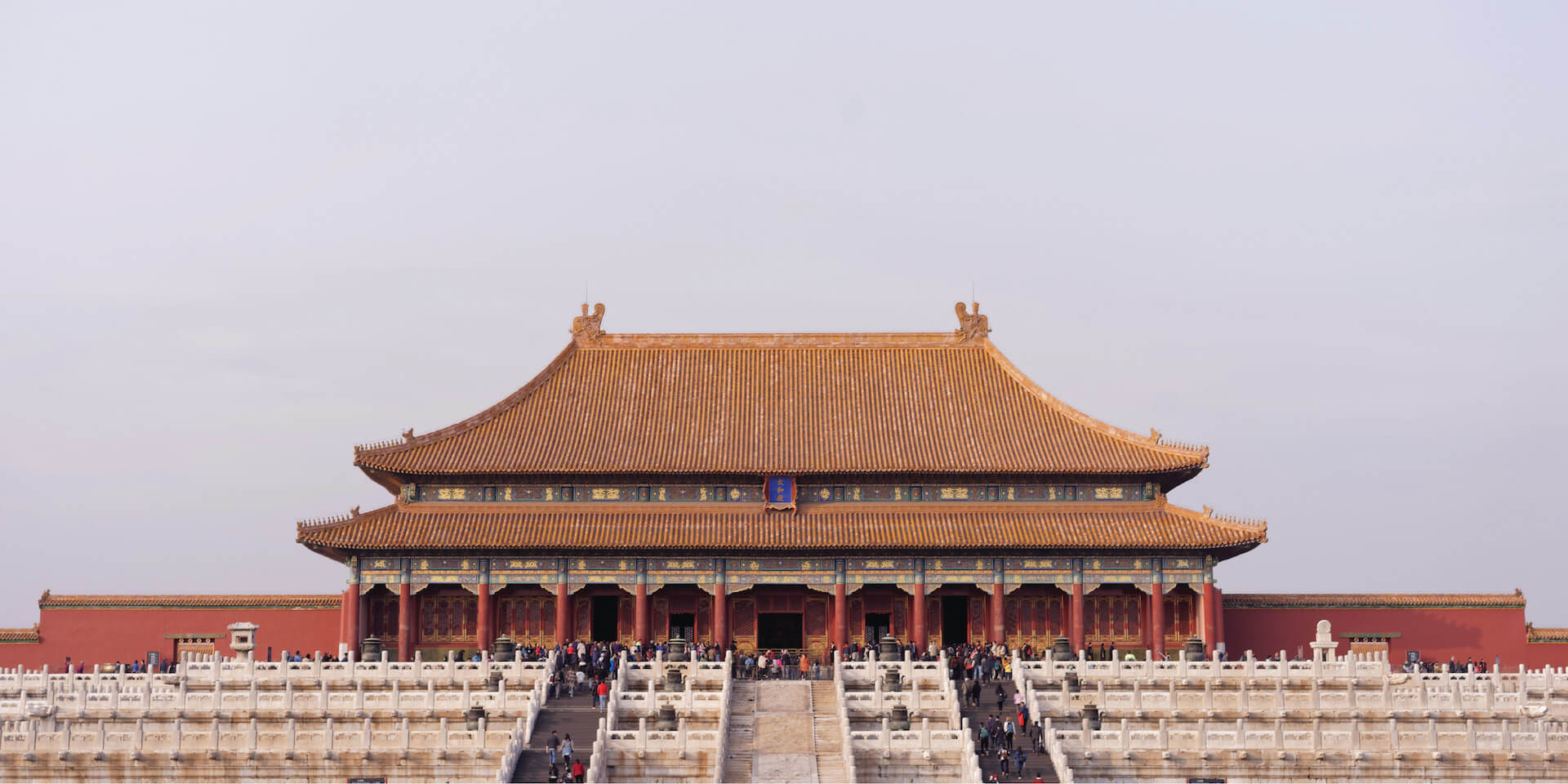 Forbidden City Group Tour
