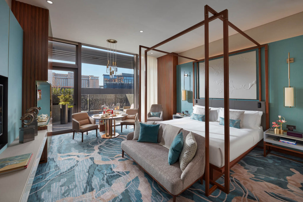New Mandarin Oriental Wangfujing review Beijing