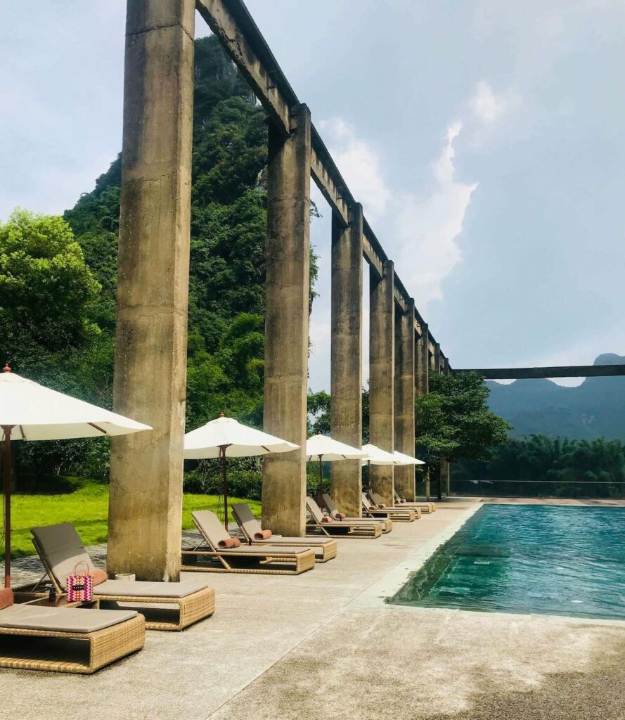 Yangshuo Alila Hotel Swimming Pool