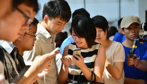 Using Your Phone in China As A Traveler