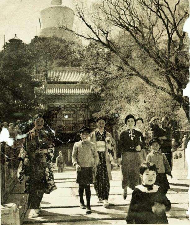 history of beihai park