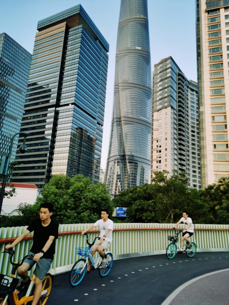 Shanghai Bike Trail