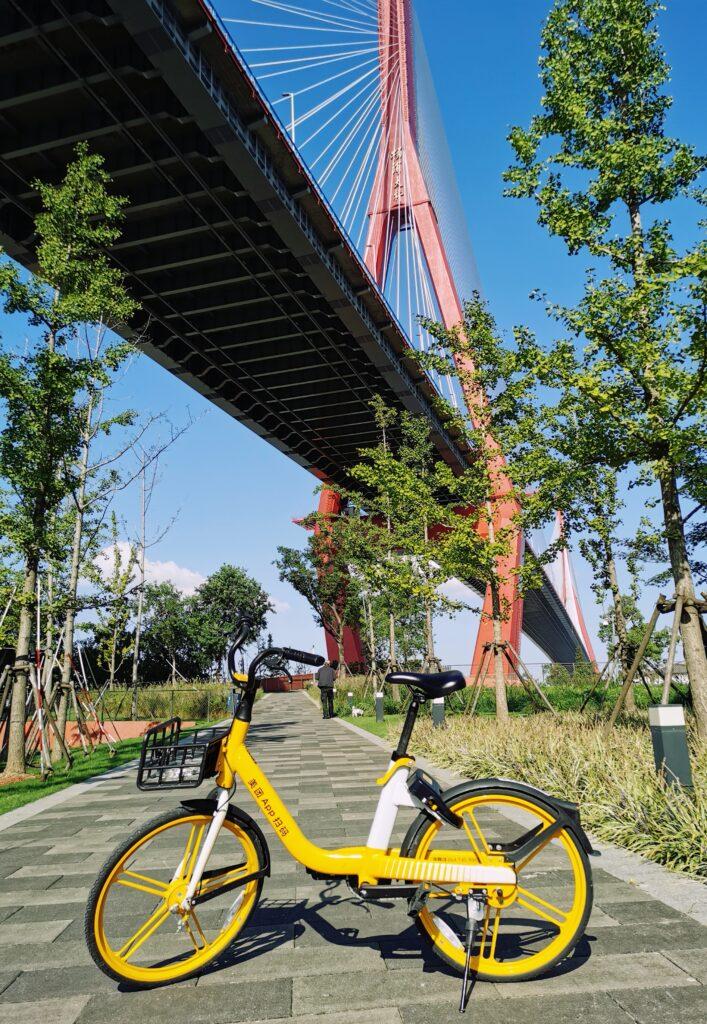 Shanghai Bike Trail