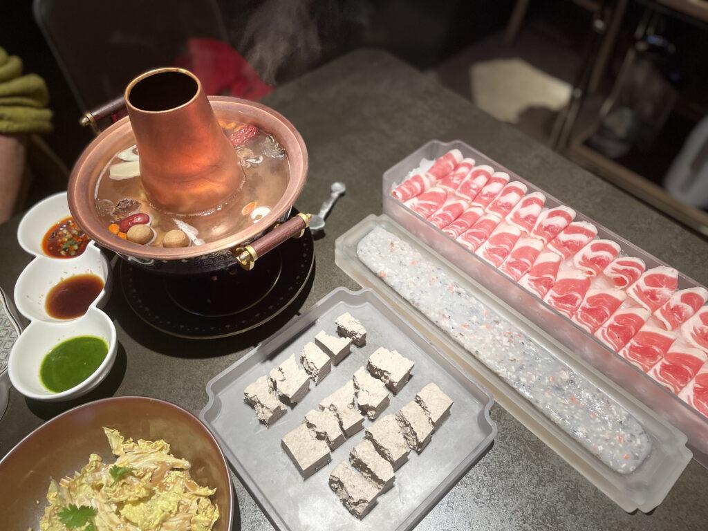 Peking Hotpot beijing xindong lu