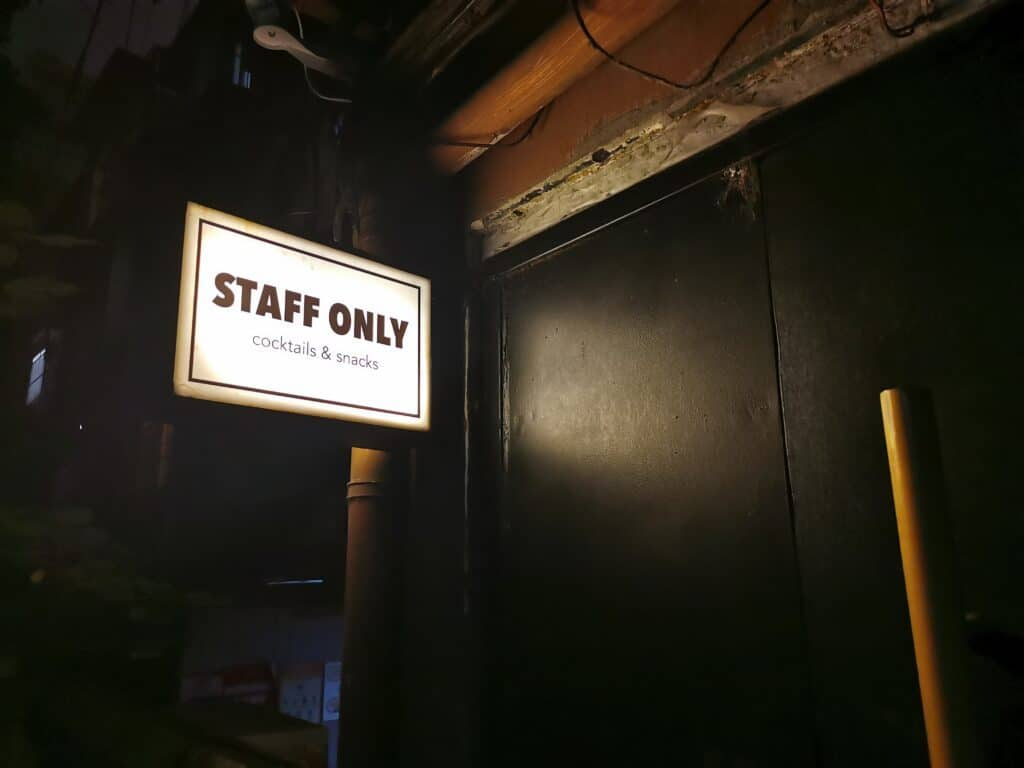 Nanjing Staff Only
