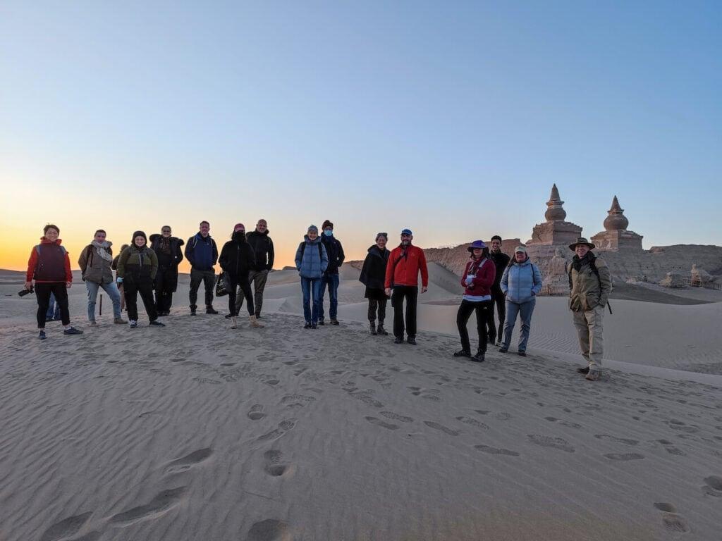 Bespoke Inner Mongolia Ningxia tours 2021
